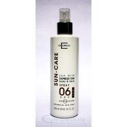 SUN CARE Sun Milk Spray – Sonnen Milch Express Tan SPF 06