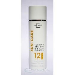 SUN CARE Sun Cream ANTI-AGE – Sonnen Creme ANTI-AGE SPF 12