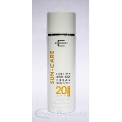 SUN CARE Sun Cream ANTI-AGE – Sonnen Creme ANTI-AGE SPF 20