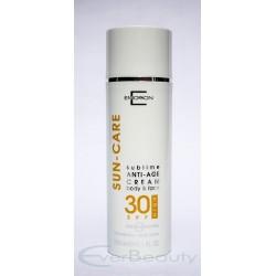 SUN CARE Sun Cream ANTI-AGE – Intensive Sonnen Creme SPF 30