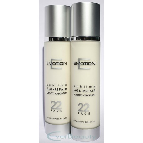 Sparpaket 2x Emotion 22 Reinigungsmilch Age-Repair Cream Cleanser