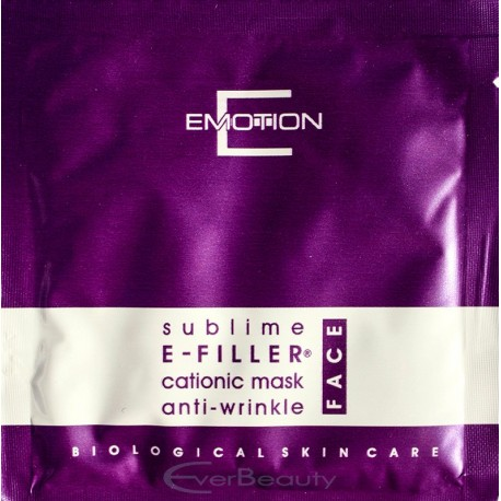 Emotion 146 Filler Anti Falten Maske E-Filler Anti Wrinkle Mask