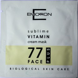 Emotion 77 - Vitamin Plus Creme Maske