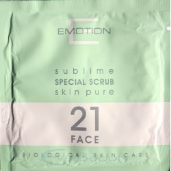 Emotion 21 - Gesichts Peeling