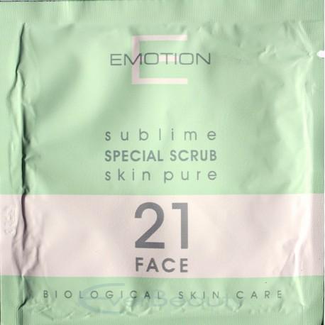 Emotion 21 - Gesichts Peeling